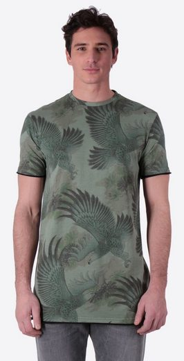 Kaporal T-shirt mit lässigem Print