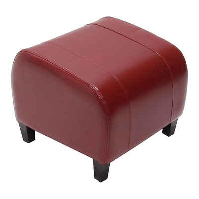 MCW Sitzwürfel »Aversa«, Hochwertige Verarbeitung, Puristisches Design, Bequem