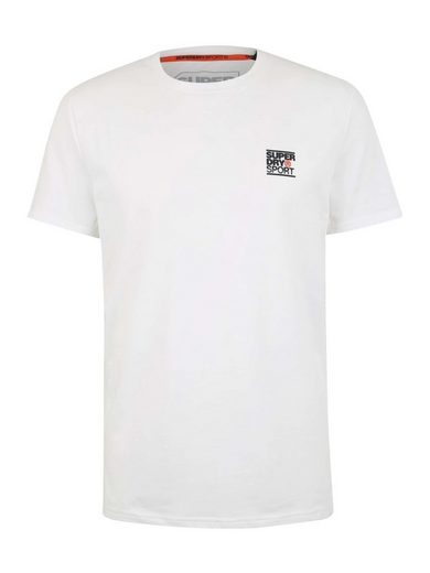 Superdry Funktionsshirt »Core Sign Off«