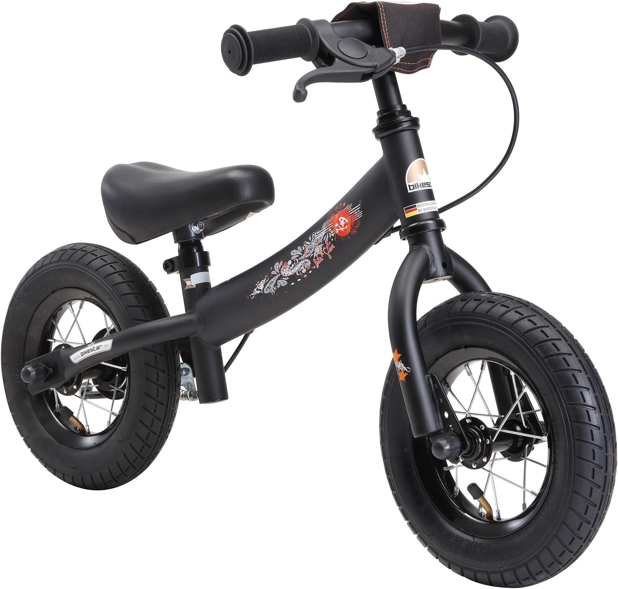 Bikestar Laufrad »Sport« 10 Zoll, mit Luftbereifung