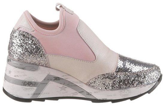 Sneaker Slip Im Design Cetti on Glitzernden azqxdEdw