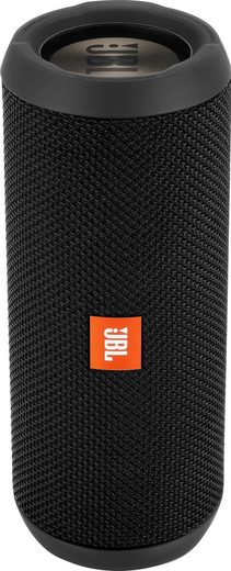 JBL Flip 3 Stereo Bluetooth-Lautsprecher (Bluetooth, 16 W, Stealth Edition)