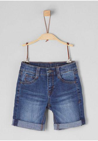 S.OLIVER Bermuda-Jeans_für Jungen