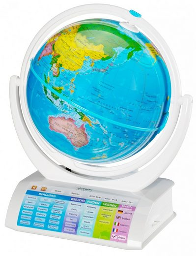 Oregon Scientific Globus »SmartGlobe Explorer V2.0 interaktiver Globus«