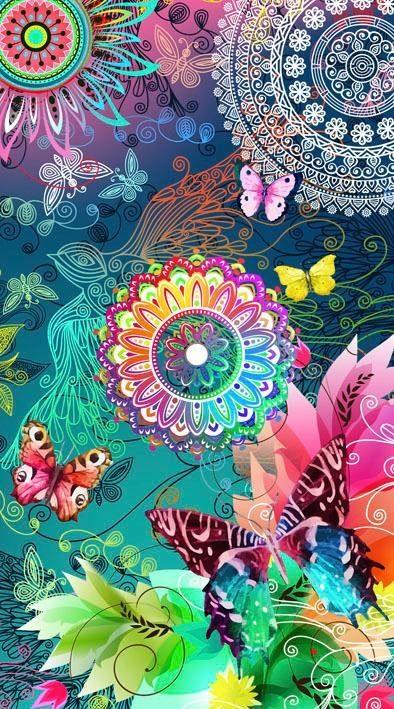 Strandtuch »Parada«, hip, mit Mandala