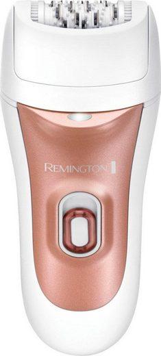 Remington Epilierer EP7500, Aufsätze: 5 St., netzbetriebener smooth&silky 5-in-1 Epilierer