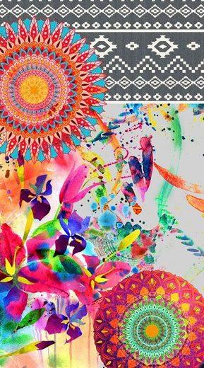 hip Strandtuch »Bolengo« (1-St), mit Mandala