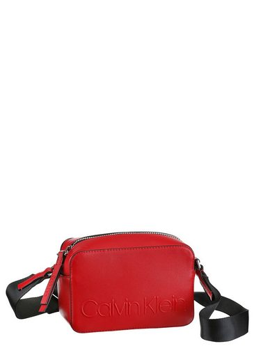 Praktischem In Camera Bag« Mini Format »edged Calvin Klein Bag 7wBpp0q
