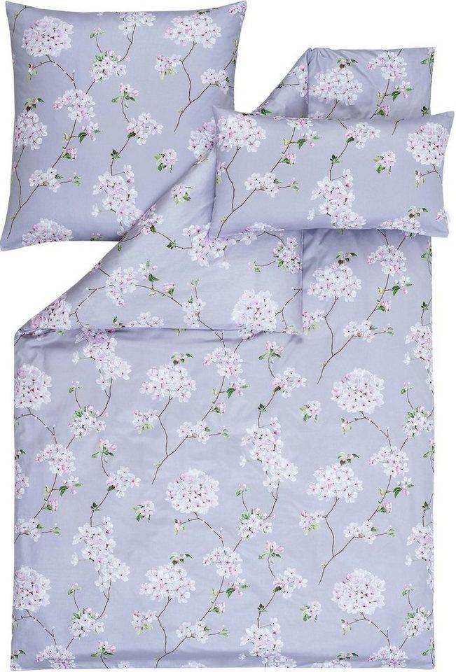 Bettwasche Madeleine Estella Mit Kirschbluten