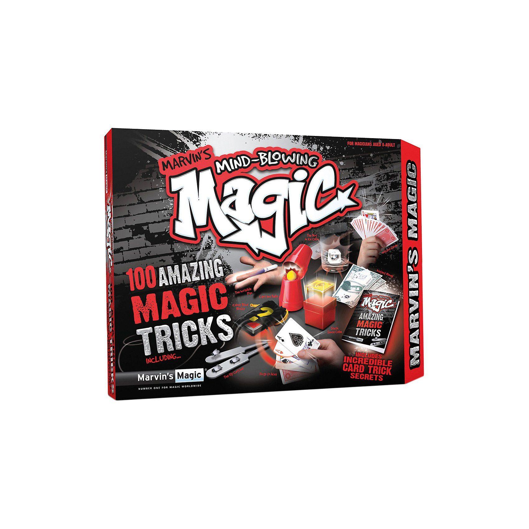 Marvins Magic 100 unglaubliche magische Tricks
