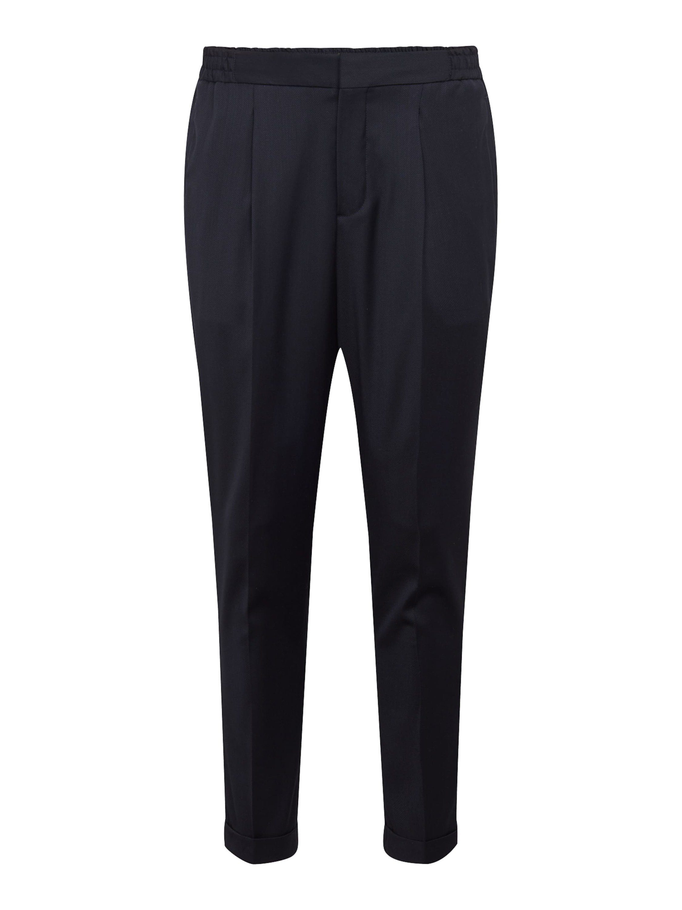 SELECTED HOMME Bundfaltenhose
