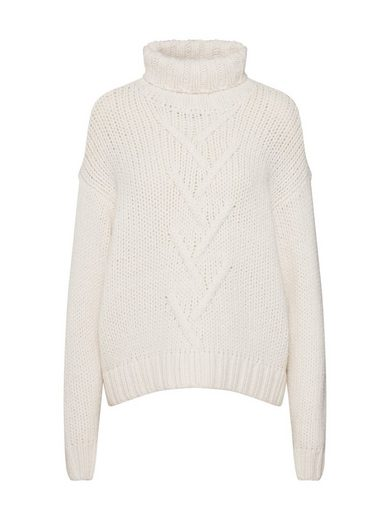 Noisy may Strickpullover »NMKIRA L/S HIGH NECK KNIT«