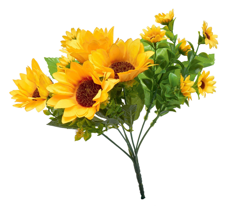 """VBS Blumenstrauß """"Sonnenblumen"""" Kunstblumen"""