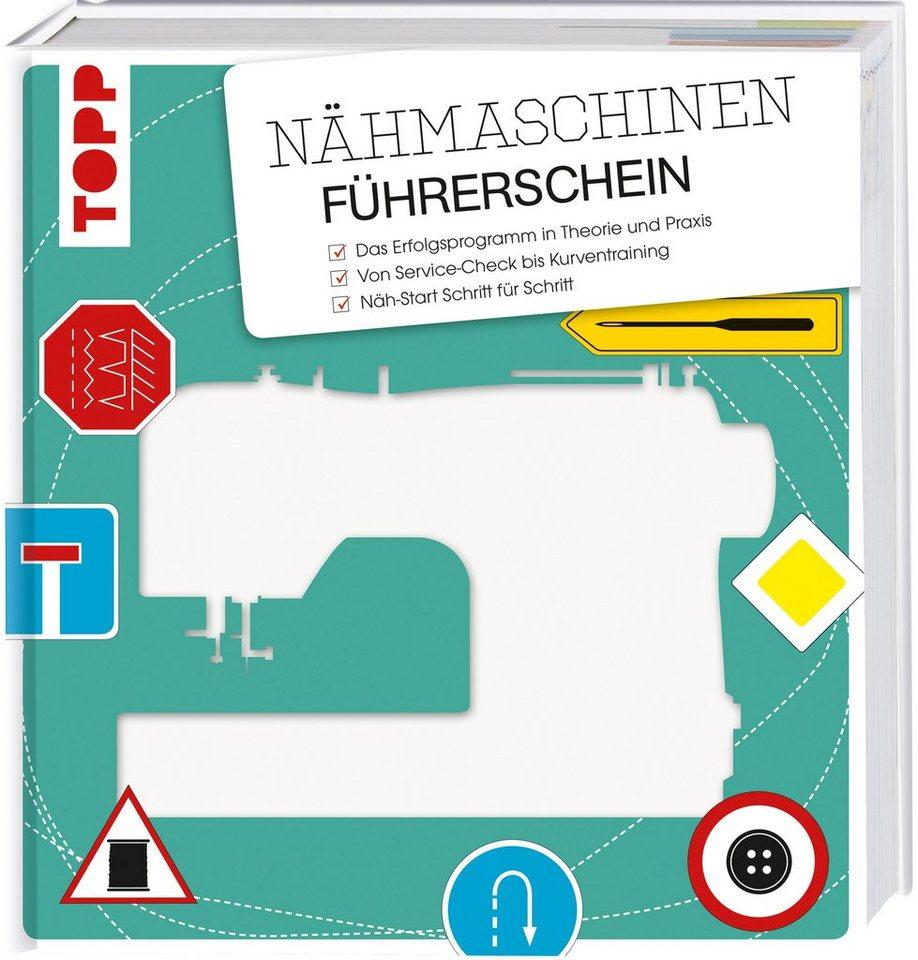 Topp Buch ´´Nähmaschinen Führerschein´´ | Flur & Diele > Haushaltsgeräte > Strick und Nähmaschinen | Topp