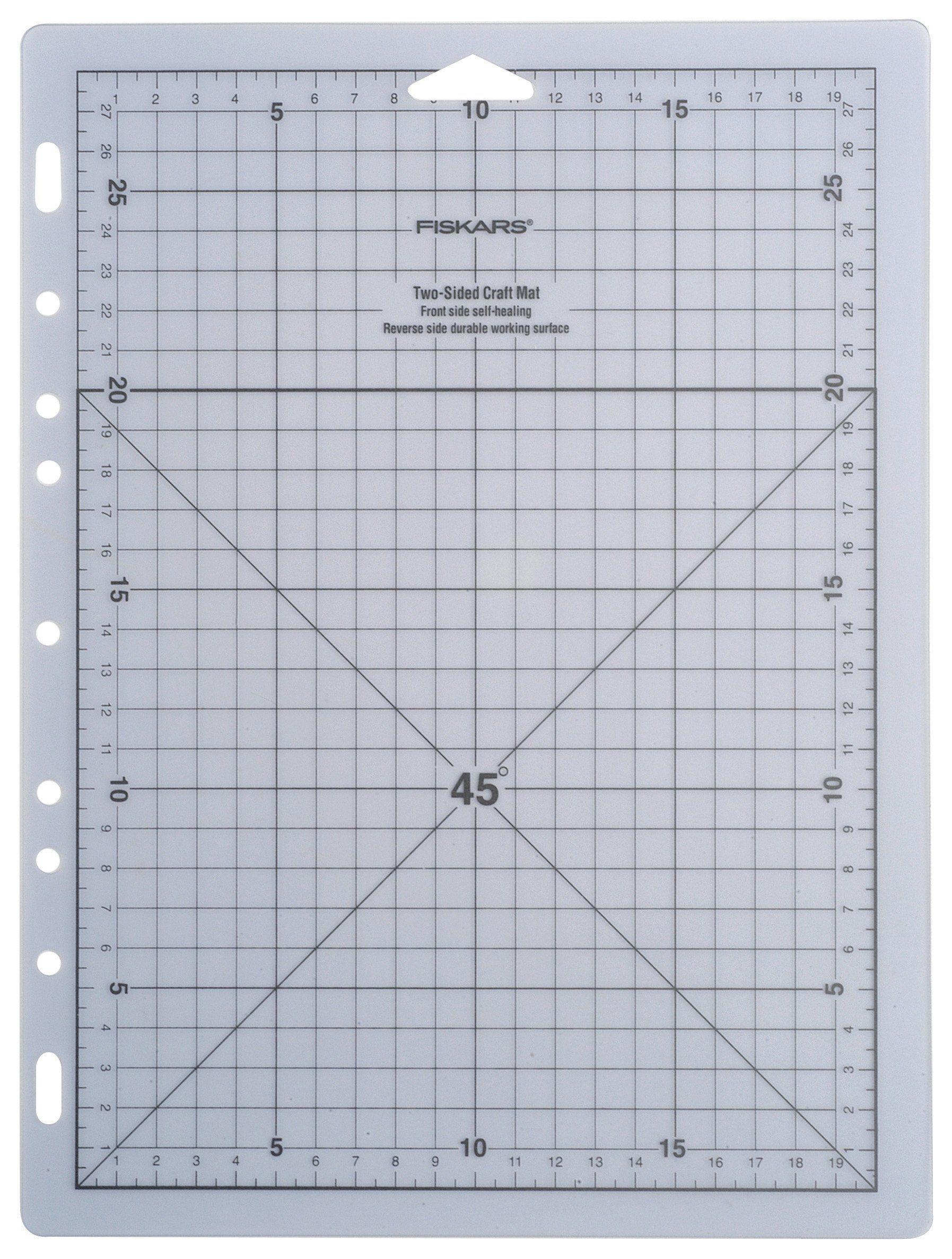 """Fiskars Schneidematte selbstheilend """"A4"""" 30 x 23 cm"""