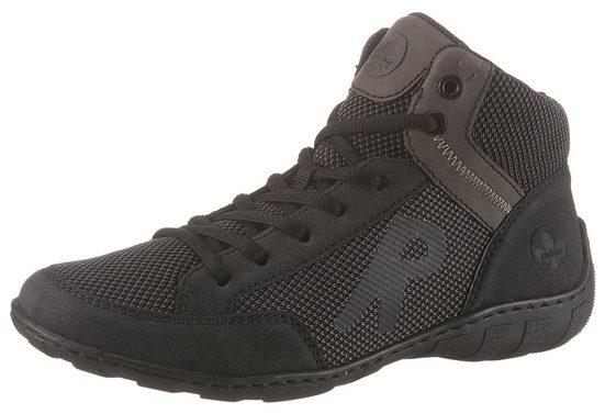 Rieker Sneaker im Materialmix