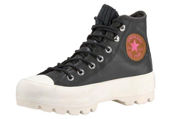Converse »Chuck Taylor All Star LUGGED WINTER RETROGRADE HI« Sneaker Wasserdicht
