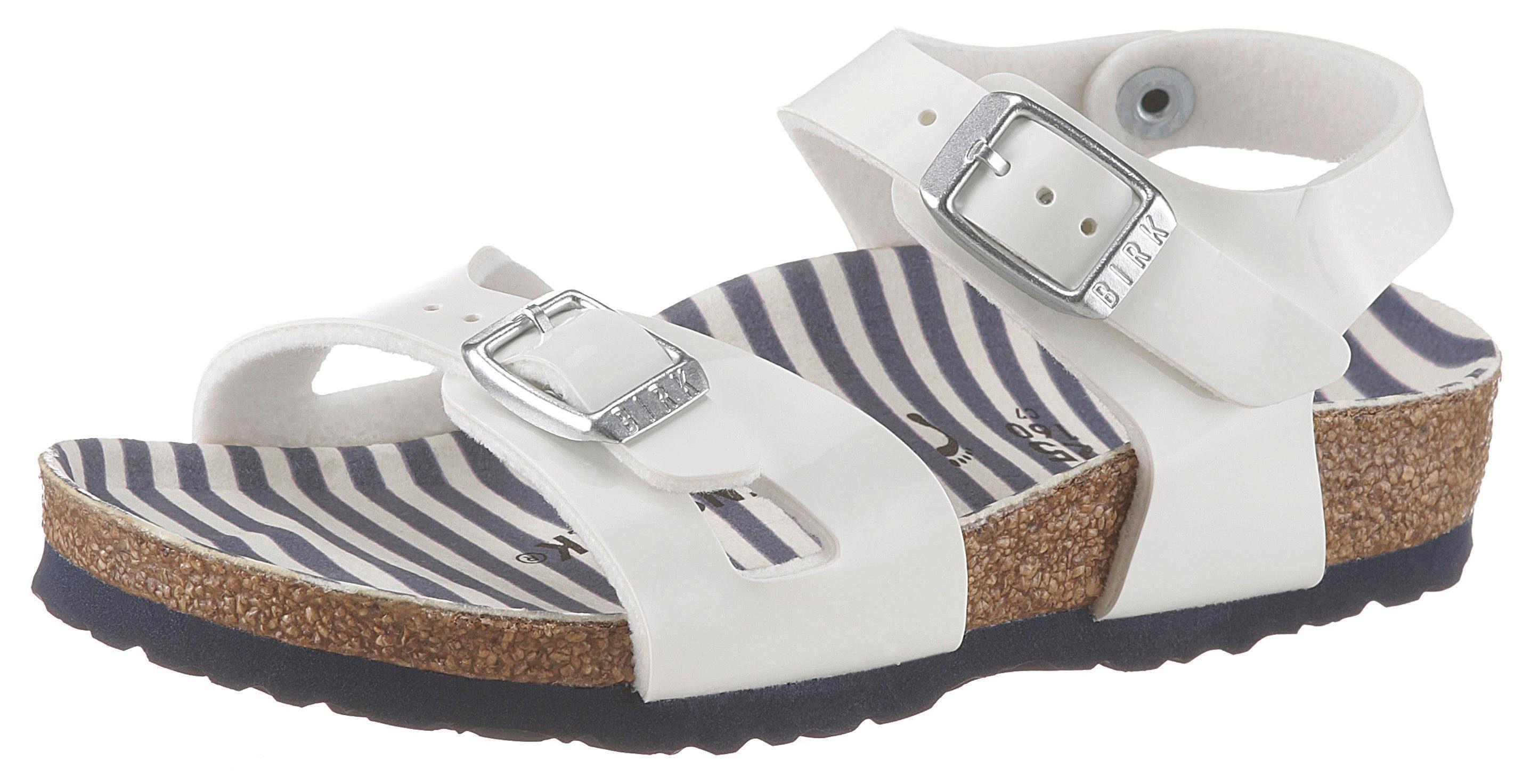 Birkenstock »RIO KIDS« Sandale in schmaler Schuhweite online kaufen | OTTO