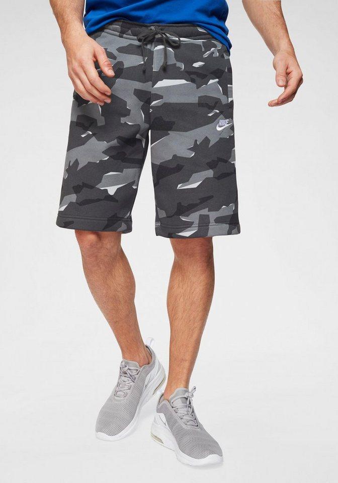 59d8d948ba2fed Nike Sportswear Shorts »M NSW CLUB CAMO SHORT BB«