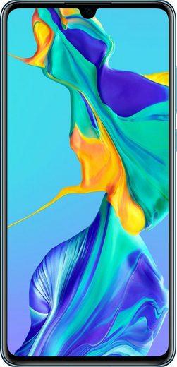 Huawei P30 Smartphone (15,49 cm/6,1 Zoll, 128 GB Speicherplatz)