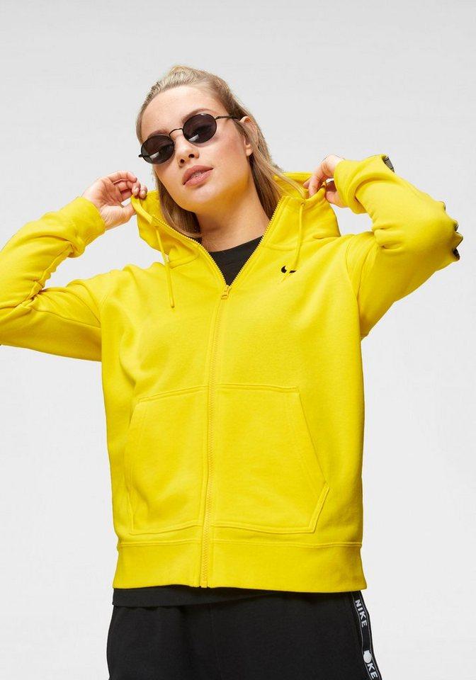 buy popular c190d 564d9 Nike Sportswear Kapuzensweatjacke »WOMAN NIKE SPORTSWEAR HOODIE FZ LOGO  TAPE«
