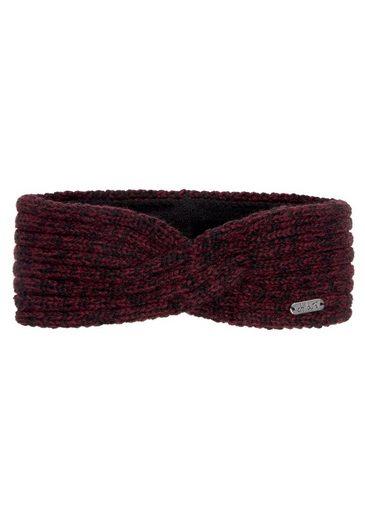 chillouts Stirnband Headband, gefüttert mit Fleece