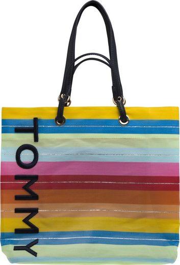 TOMMY HILFIGER Shopper »TOMMY SUMMER TOTE RB«, im XL Format