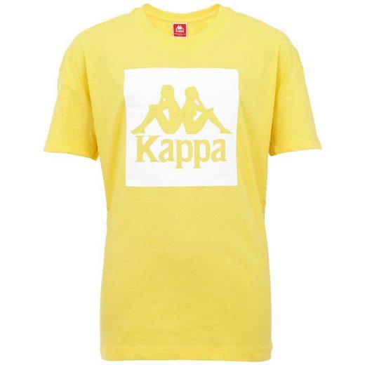 Kappa T-Shirt »AUTHENTIC EDWARD KIDS« mit modischem Logoprint