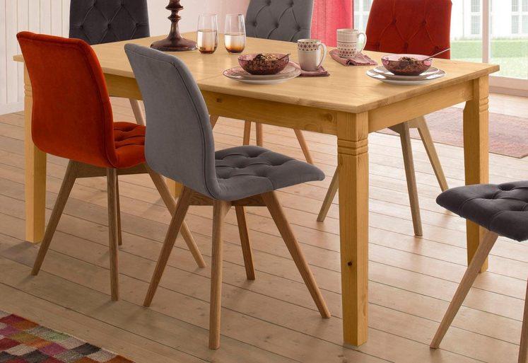 Home affaire Esstisch »Danuta«, in 3 verschiedenen Farben und Größen, mit Auszugsfunktion