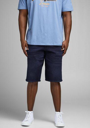 Jack & Jones Bermudas »RON LONG« bis Jeans Größe 48 (große Größen)