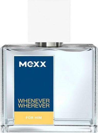 Mexx Eau de Toilette »Whenever Wherever«