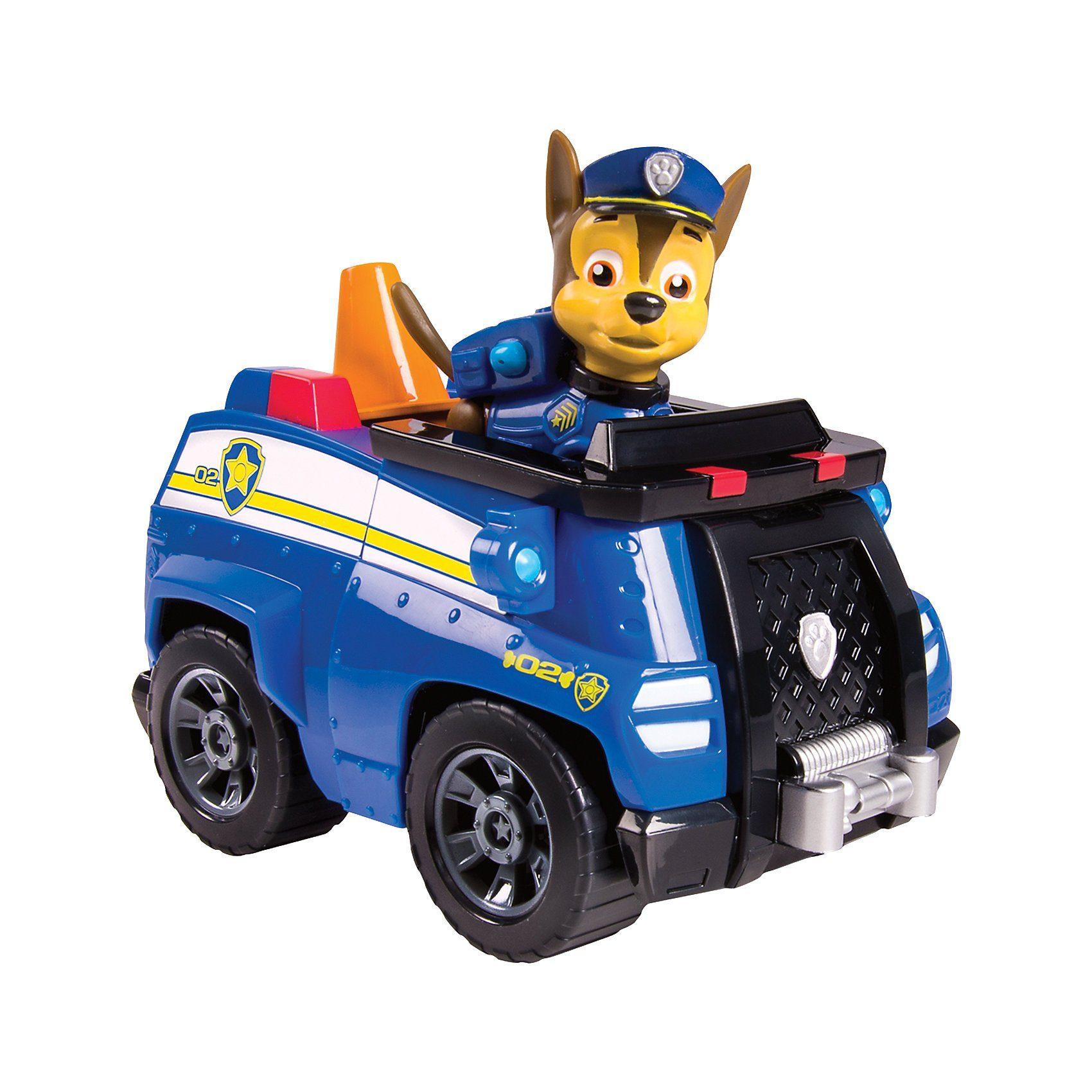 Film- & TV-Spielzeug Spin Master Paw Patrol Spielfigur mit Fahrzeug günstig kaufen