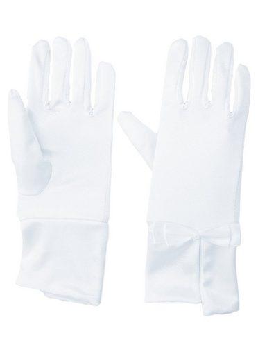 Family Trends Handschuhe im Satin Look