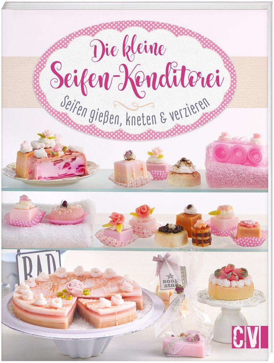"""Buch """"Die kleine Seifen-Konditorei"""" 48 Seiten"""