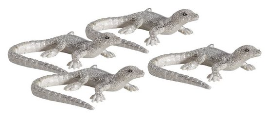 Gecko 4 Stück