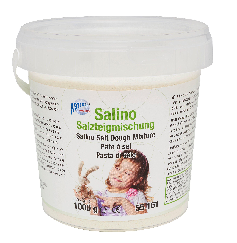 Salino-Salzteigmischung 1 kg