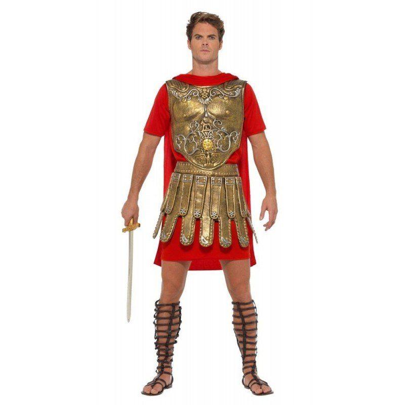 Gnadenloser Gladiator Kostüm für Herren