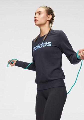 ADIDAS Sportinio stiliaus megztinis »E LINEAR...