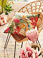 Guido Maria Kretschmer Home&Living Rattanstuhl »Bondy« mit aufwendigem Vintage Peacock Design und Metallbeinen, Bild 10