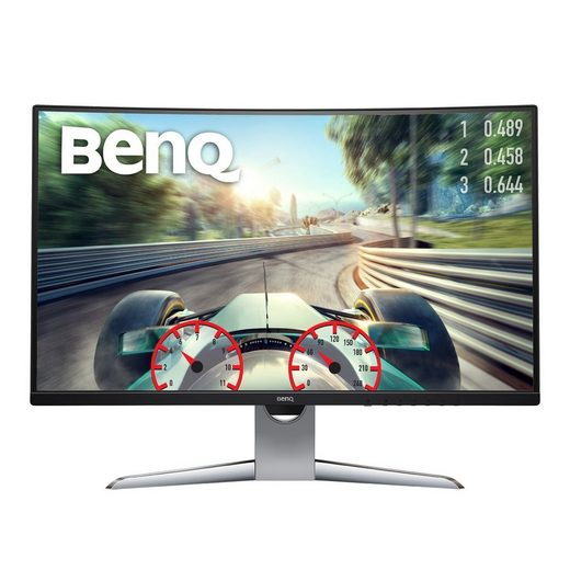 BenQ Curved WQHD Monitor 80,01 cm (31,5) »EX3203R«