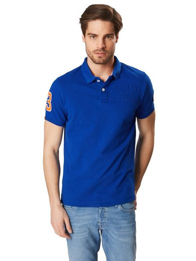 Pique Superstate Superdry Polo« »classic Poloshirt wFxqtBfC