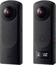 Ricoh Premium »Theta Z1« Camcorder (4K Ultra HD, Bluetooth, WLAN (Wi-Fi)
