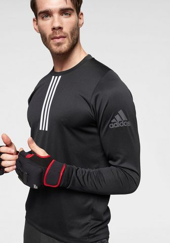 ADIDAS PERFORMANCE Футболка »3 STRIPES WARM CREW&la...