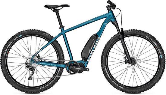 Univega E-Bike »Vision S Edition«, 10 Gang Shimano Deore Schaltwerk, Kettenschaltung, Mittelmotor 250 W