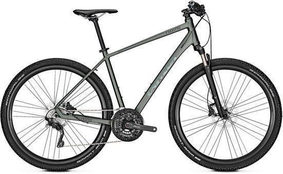 Univega Crossrad »Terreno 7.0«, 30 Gang Shimano Deore XT Schaltwerk, Kettenschaltung