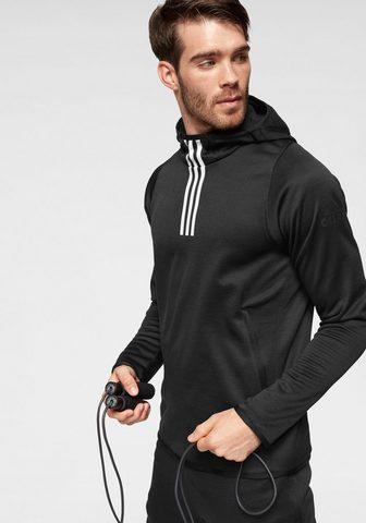 ADIDAS PERFORMANCE Marškinėliai su gobtuvu »WARM 3 STRIPE...
