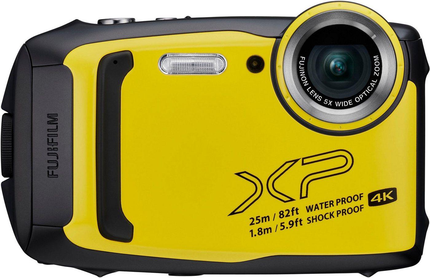 Action, Outdoorkameras - Fujifilm »Finepix XP140« Outdoor Kamera (FUJINON, 5 fach optischem Zoom, F3,9 (W) – F4,9 (T), 16,4 MP, 5x opt. Zoom, Bluetooth, WLAN (Wi Fi)  - Onlineshop OTTO
