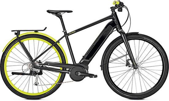 Univega E-Bike »Geo Light B«, 9 Gang Shimano Deore Schaltwerk, Kettenschaltung, Mittelmotor