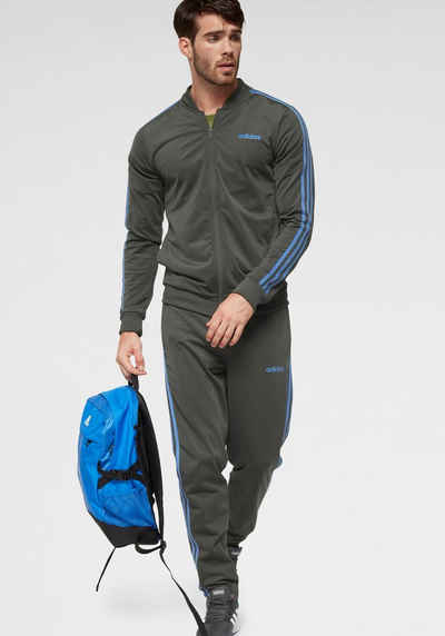 adidas Trainingsanzug »MEN TRACK SUIT B2BAS 3 STRIPES C« (Set, 2 tlg)