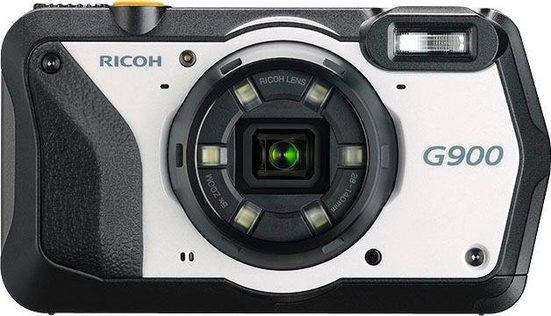 Ricoh Premium »G900« Outdoor-Kamera (Pentax Motorzoom 28 - 140 mm / 3,5~5,5, 20 MP, 5x opt. Zoom, WLAN (Wi-Fi)